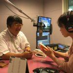 日曜放送の南海放送ラジオ:あなたの本棚に出演しました